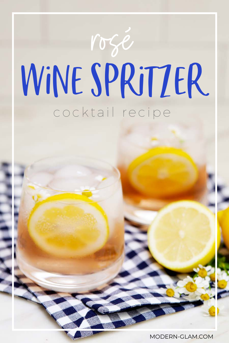spritzer cocktail recipe