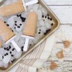 paleo iced coffee popsicle recipe