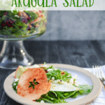 magnolia table layered arugula salad