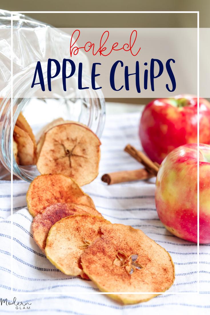 baked apple chips recipe homemade