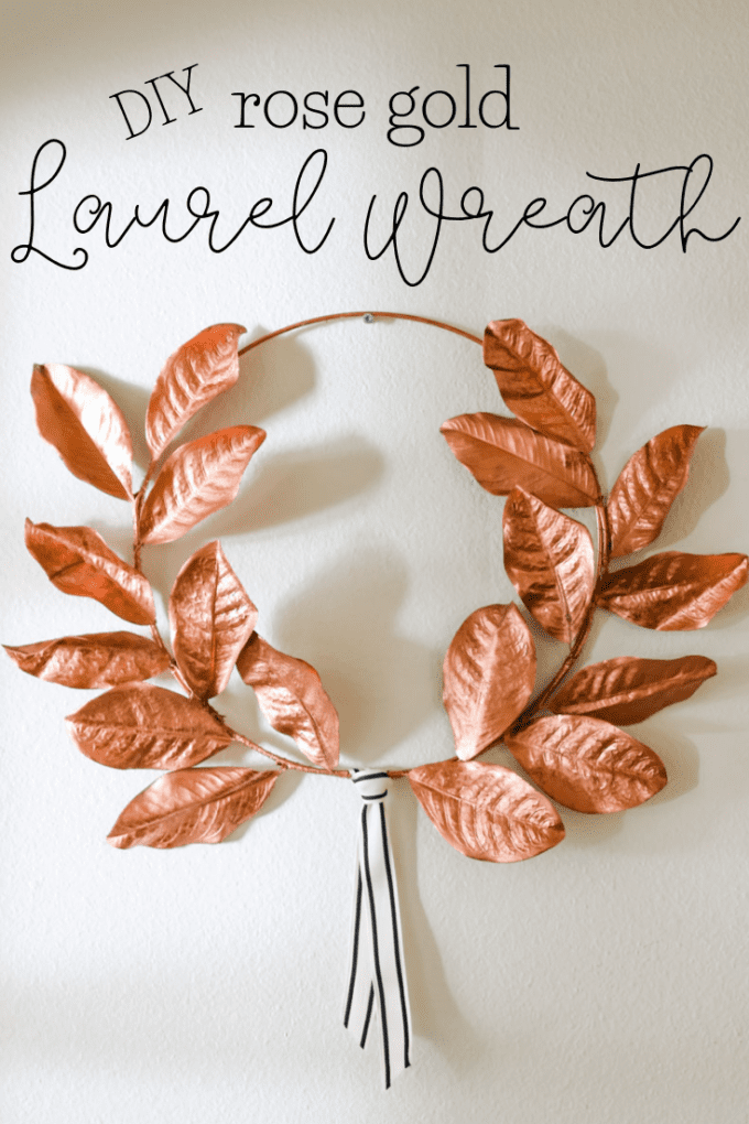 fall die wreath