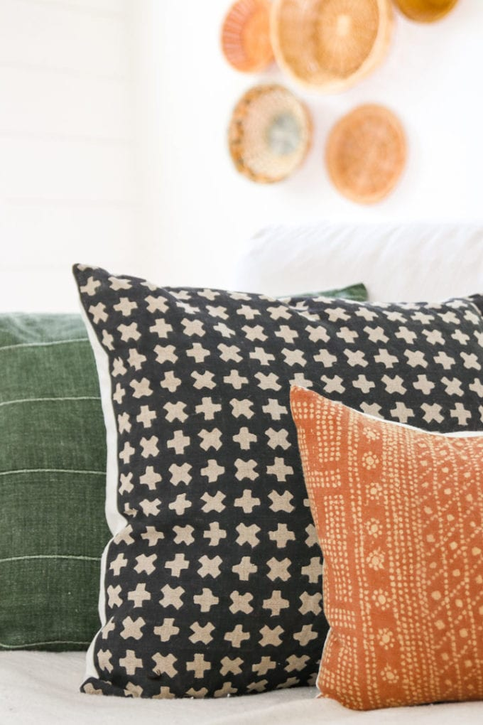 fall pillow combination