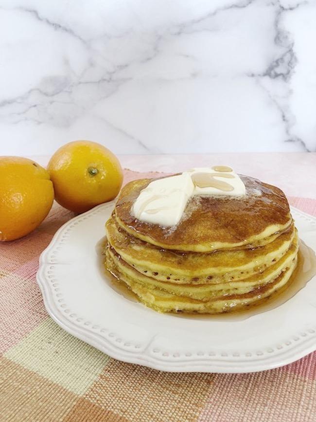 orange juice pancakes magnolia table