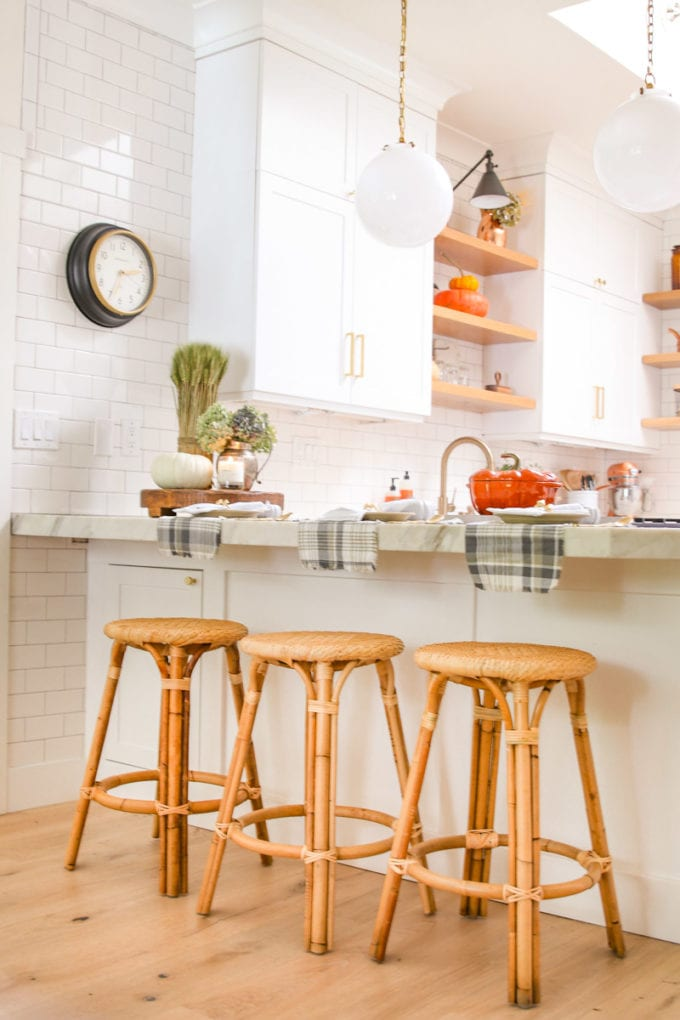 review of our serena and lily counter stools