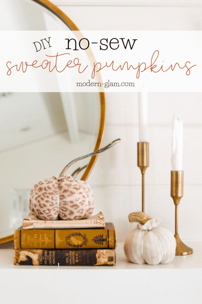 easy diy pumpkin ideas