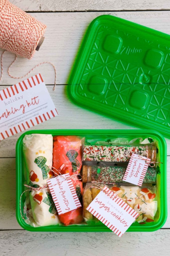 homemade holiday hostess gift