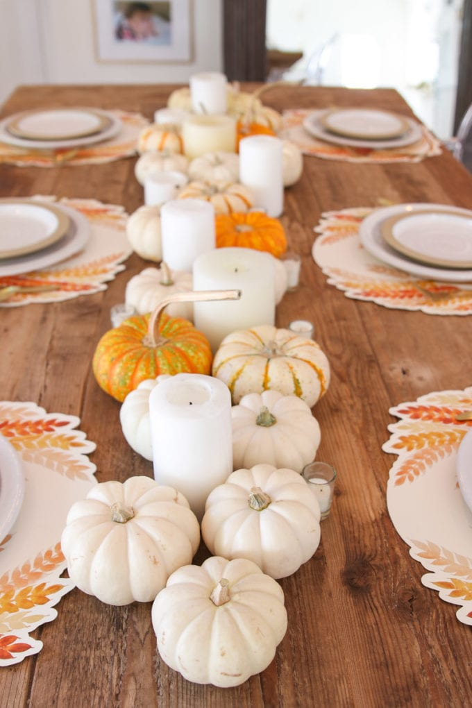 how to make an easy thanksgiving centerpiece