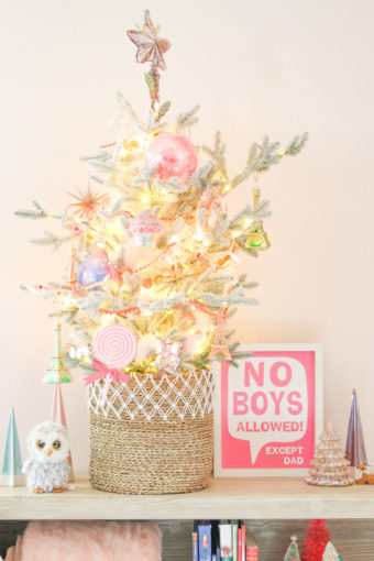 holiday decor for kids