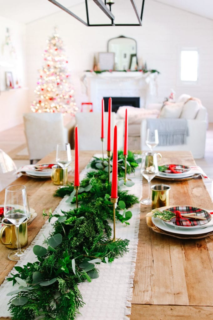 the best faux greenery