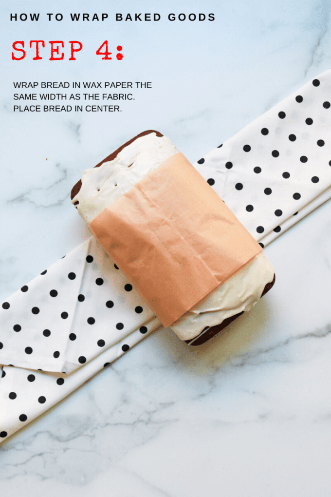 baked goods wrapping ideas