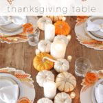 modern farmhouse thanksgiving