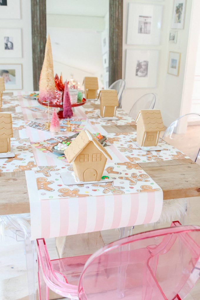 how to throw the best gingerbread party