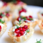 christmas appetizer finger foods