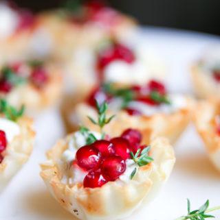 christmas appetizer finger foods