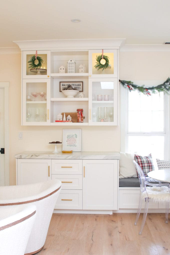 minimalist farmhouse christmas