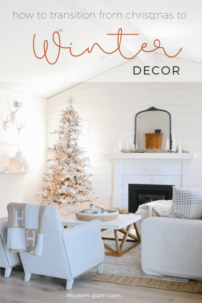 how to decorate for winter
