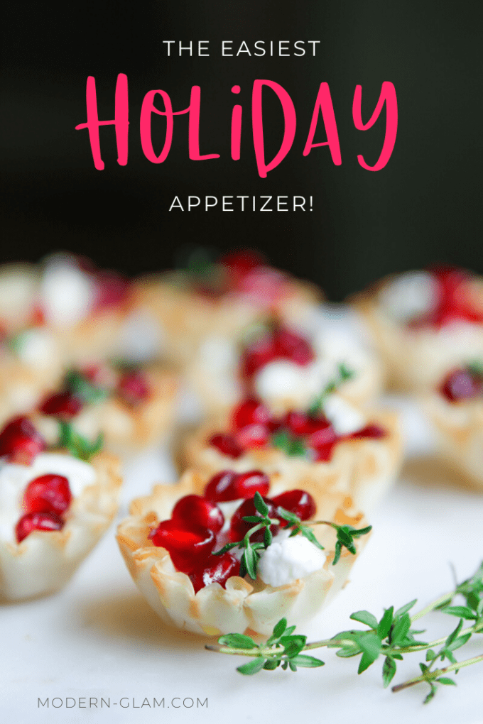 holiday finger food recipe