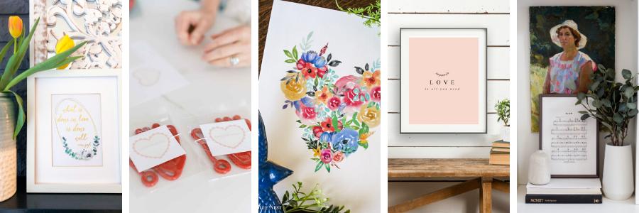 tasteful valentine's decorating ideas