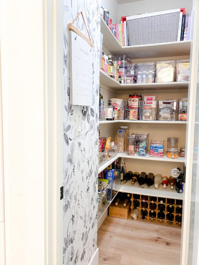 pantry cleaning ideas
