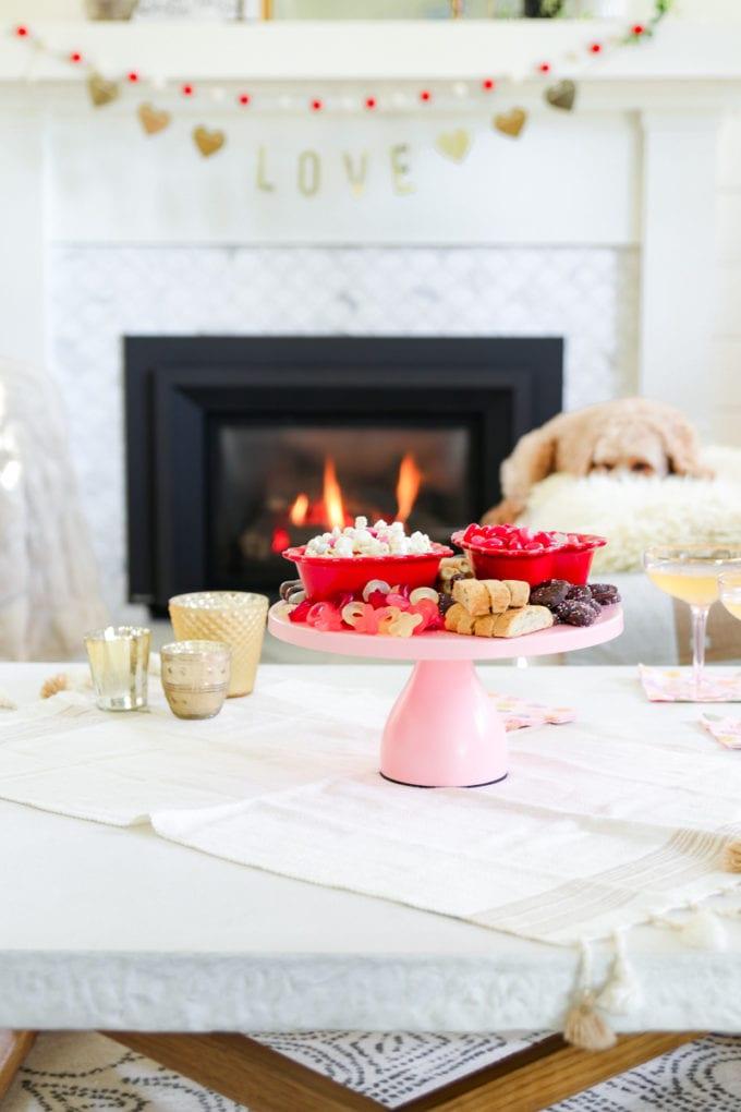 valentine's day dessert idea