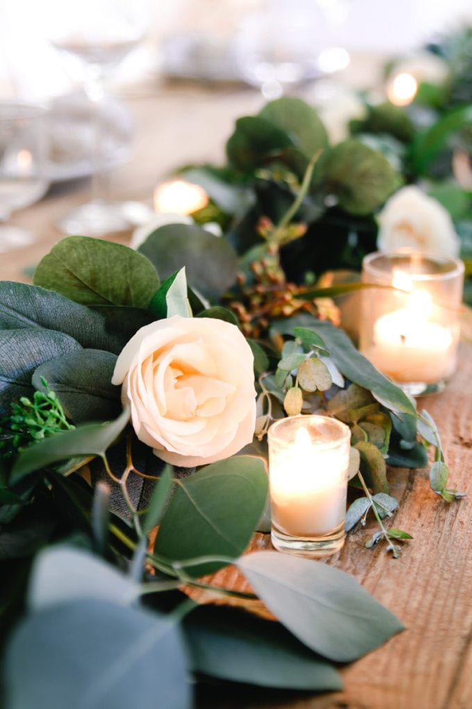 hygge table setting