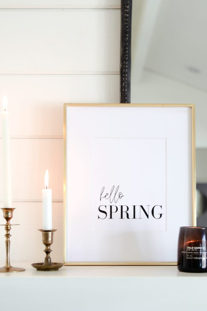 spring printable files