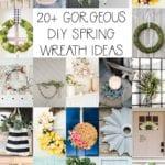 21 spring wreath ideas