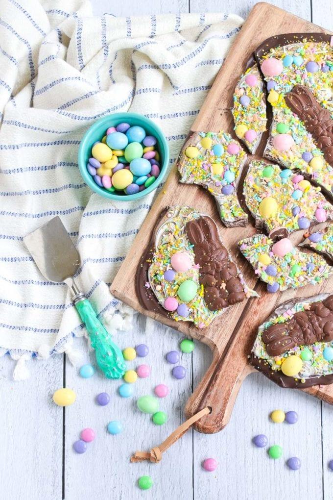 Easter bark recipe
