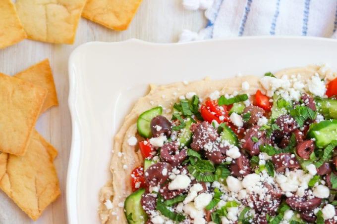 simple summer appetizer recipe