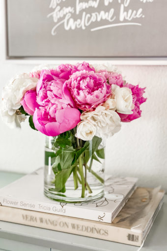 peony tips and tricks