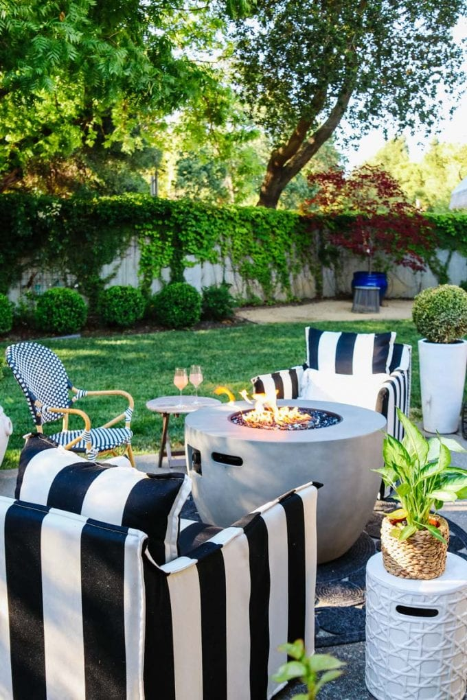 summer decorating ideas outdoors