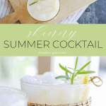 summer drink recipe