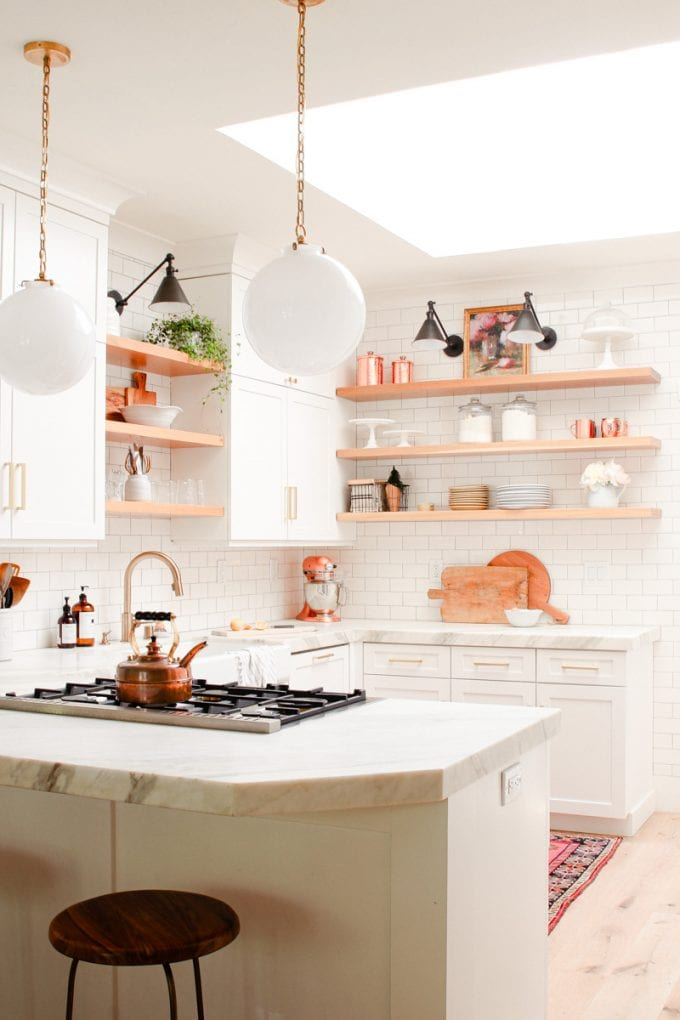 how to decorate your kitchen for summer
