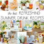refreshing summer cocktail recipes