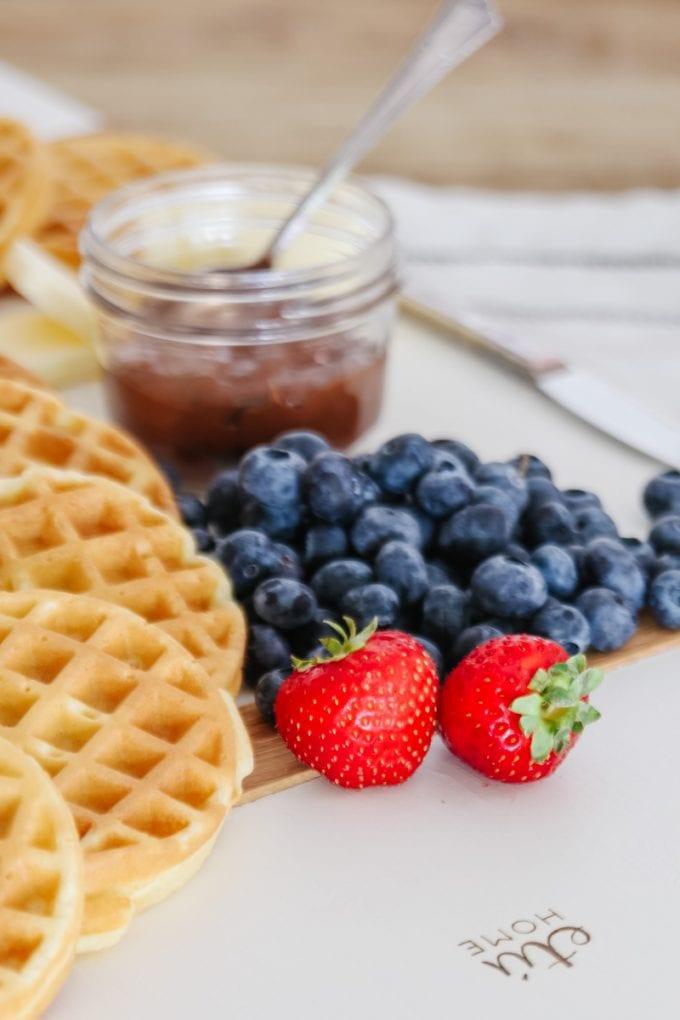 waffle brunch ideas