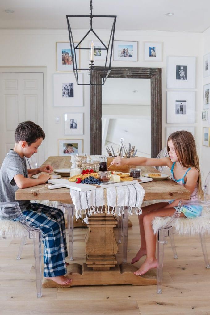 brunch ideas for kids