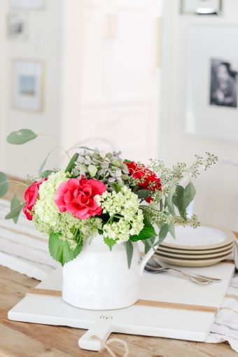 how to arrange store bought flowers