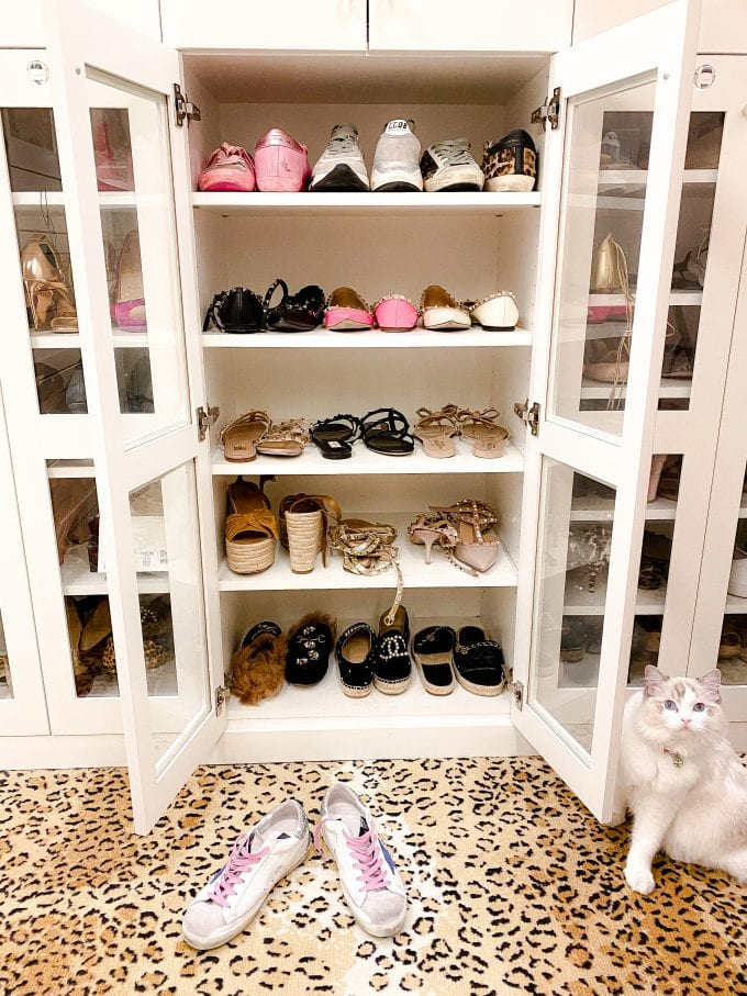 shoe storage organizing ideas