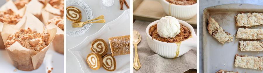 Fall recipes.