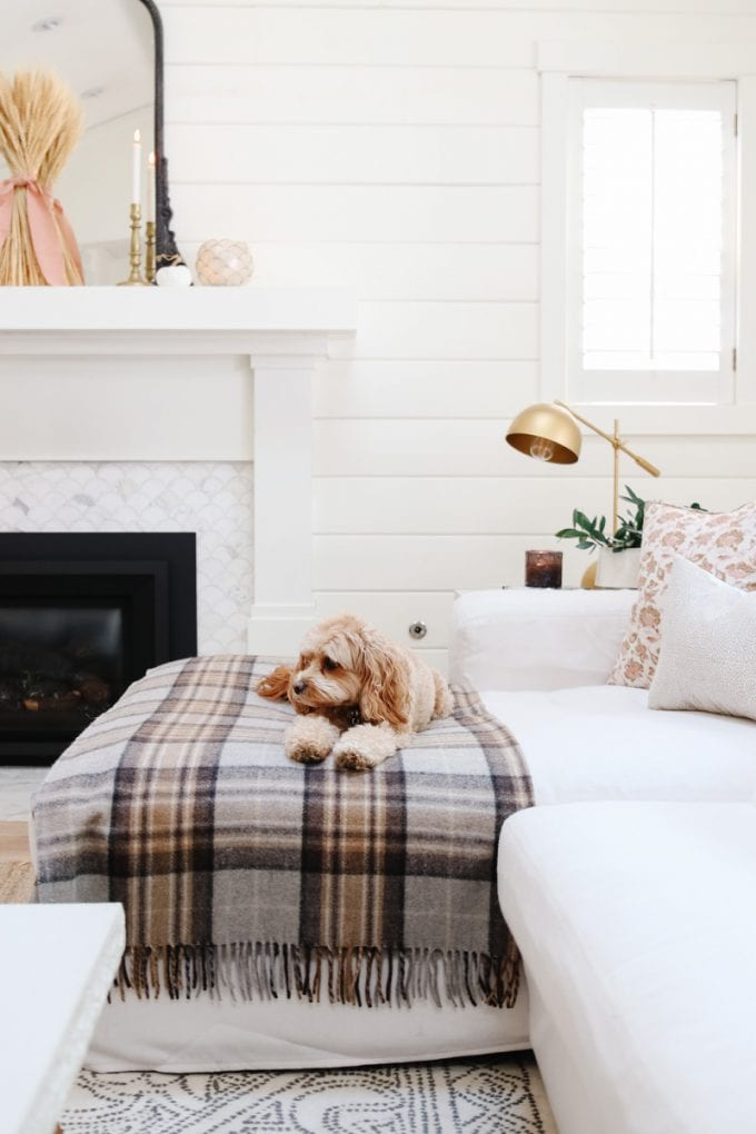 how to create a cozy fall home