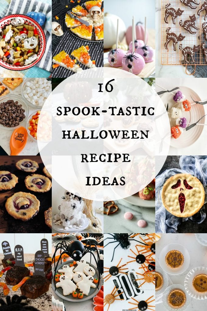 16 halloween recipe ideas