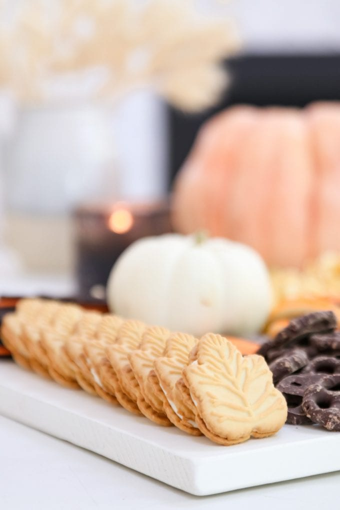 halloween dessert board
