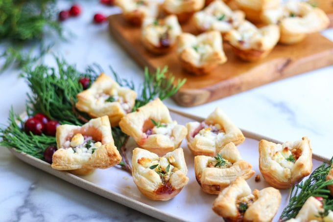 easy holiday appetizer recipe idea
