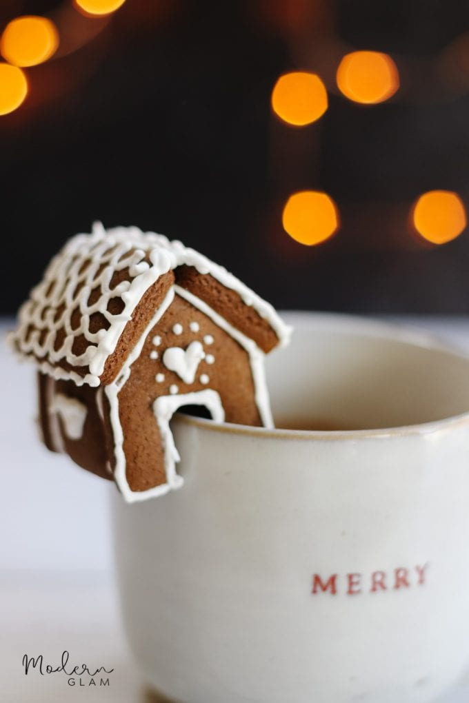 cute gingerbread mug huggers