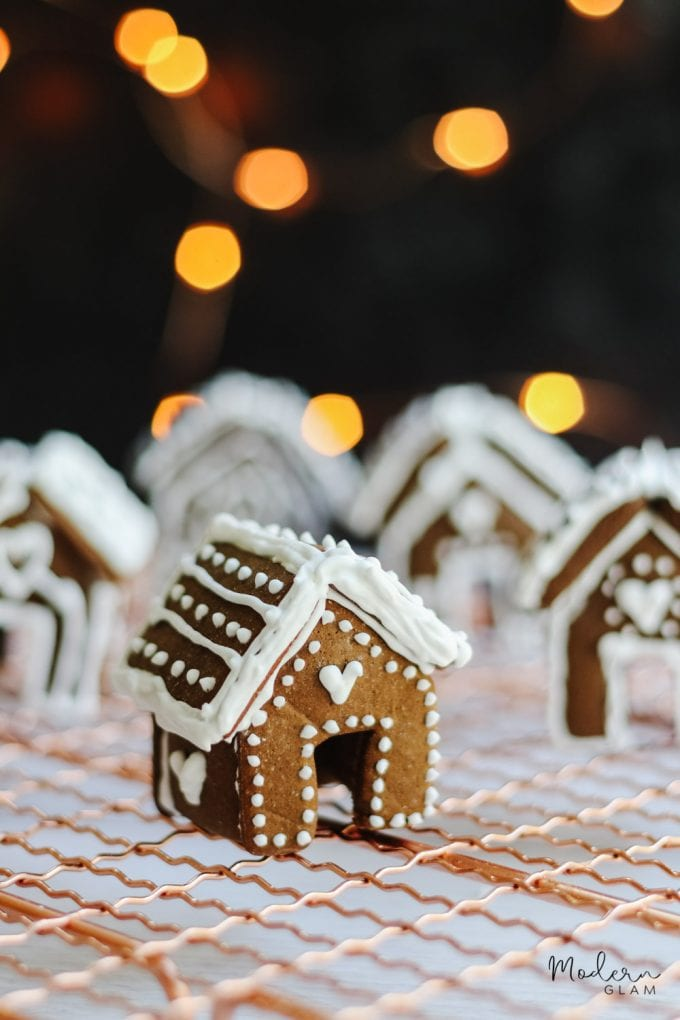 Gingerbread House cookie recipe