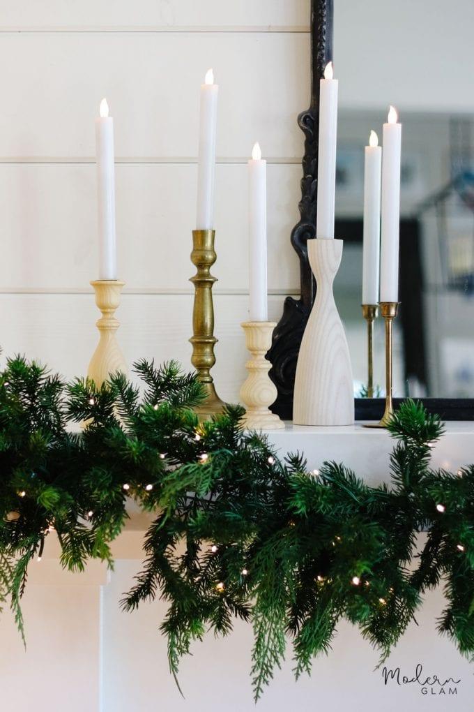 cozy minimalist christmas