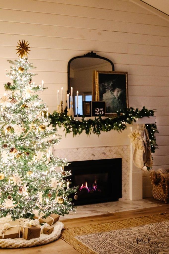terrain christmas tree