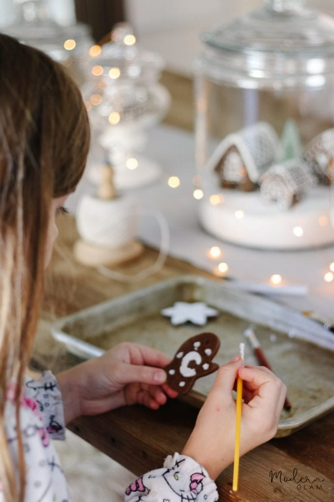gingerbread cookie decorating ideas