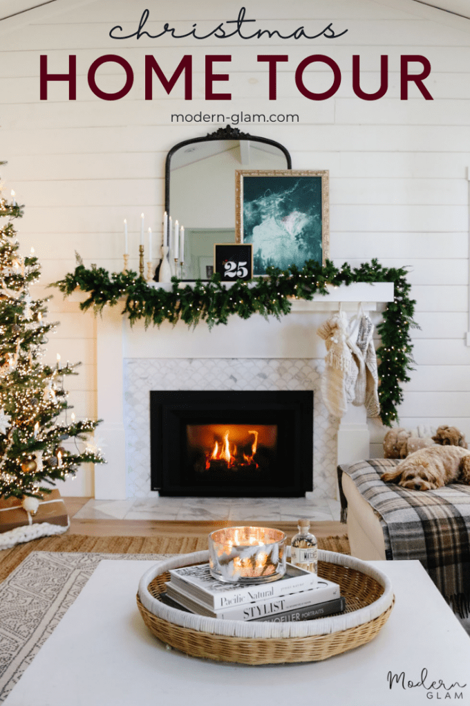 cozy minimalist christmas decor