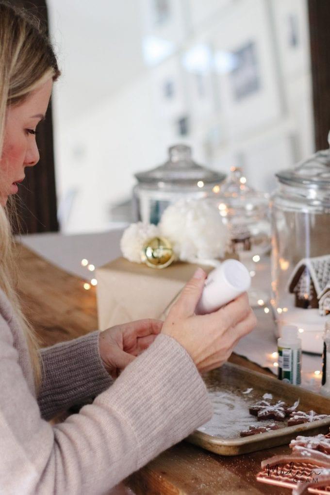 salt dough gift tags for christmas